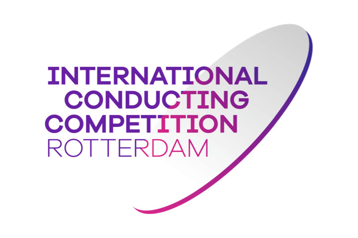 International Conducting Competition Rotterdam  logo