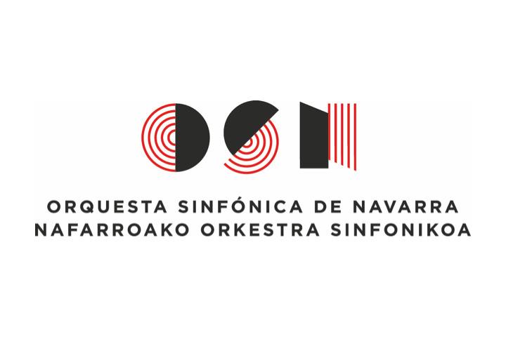 Orquesta Sinfónica de Navarra logo
